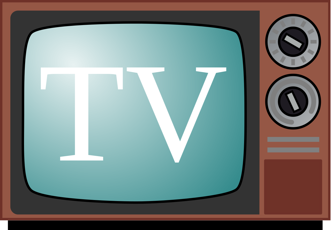 Transparent Television Png image #22219