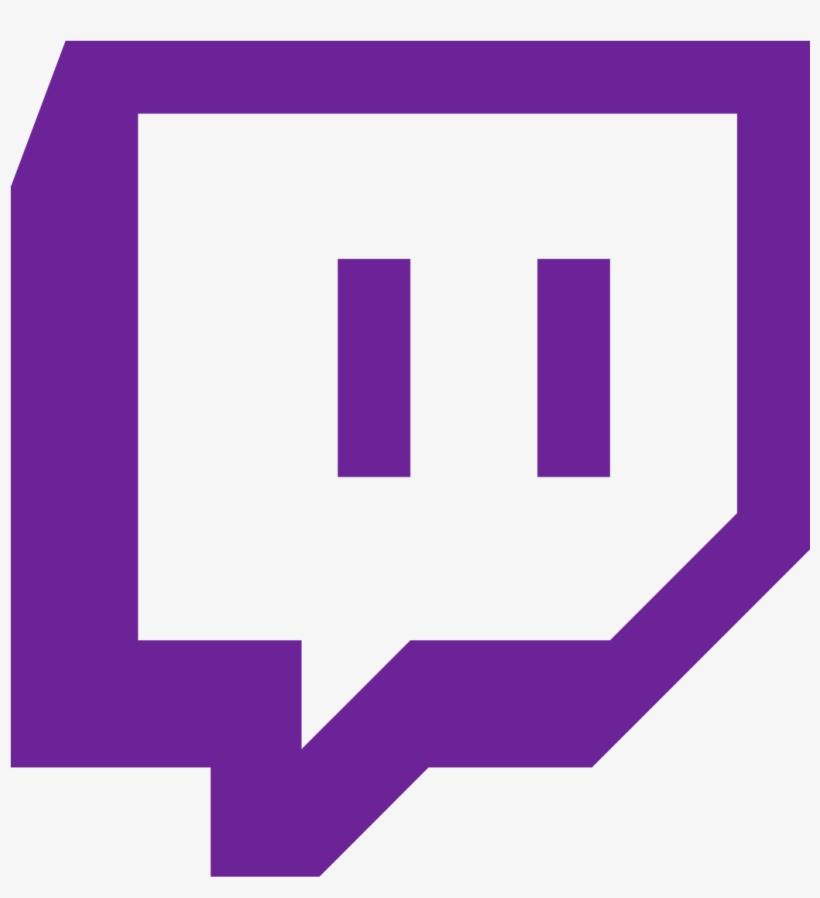 Twitch chat logo icon transparent