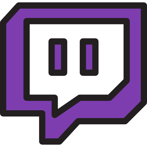 twitch free social media logo icon png