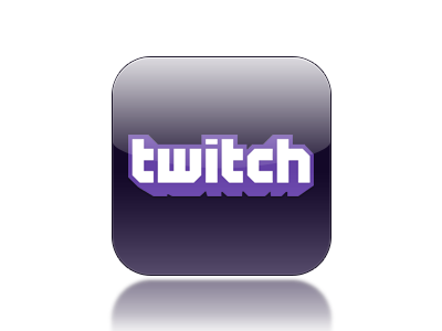 Vector Icon Twitch image #35469