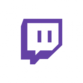 Vector Twitch Icon image #35471