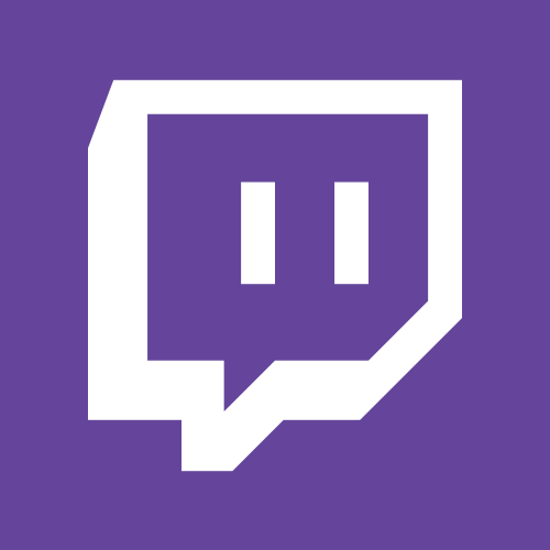 Twitch Transparent Icon image #35463