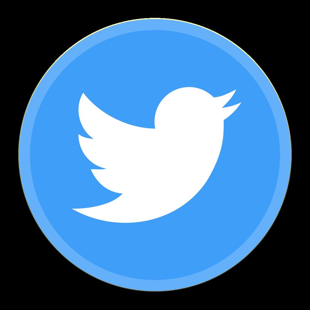 twitter bird logo transparent