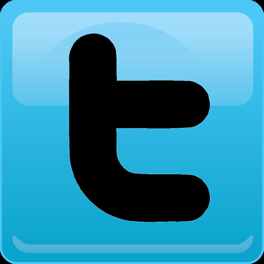 Twitter button logo, Tweet