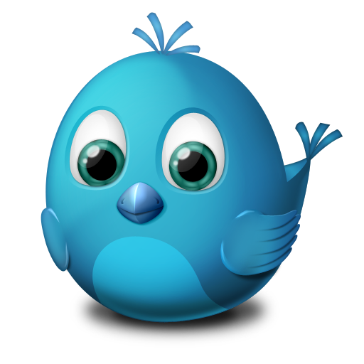 Twitter Icon | Birdies Iconset | Arrioch image #98