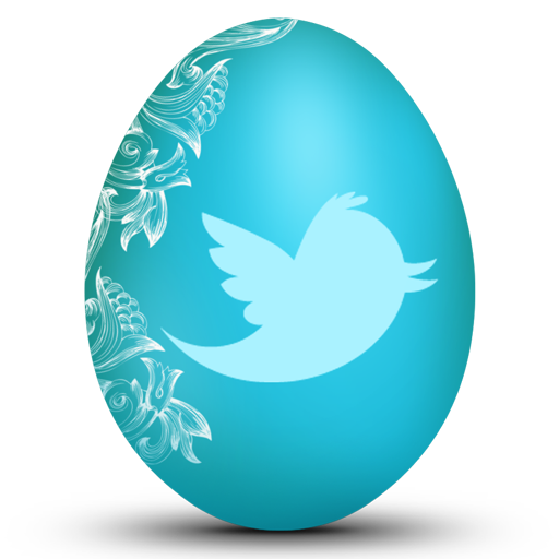 Twitter Icon | Egg Social Iconset | Land of Web