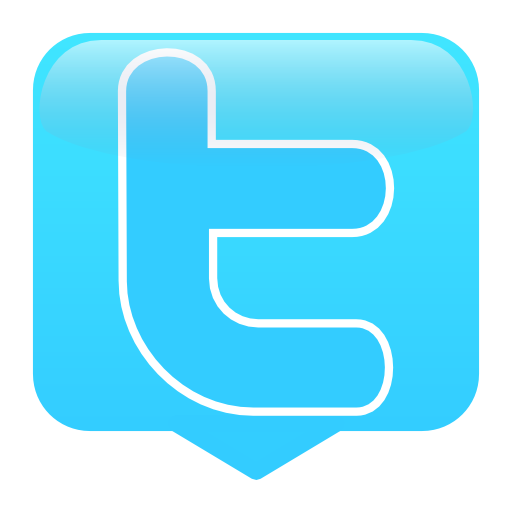 Twitter icon v2 svg by lopagof