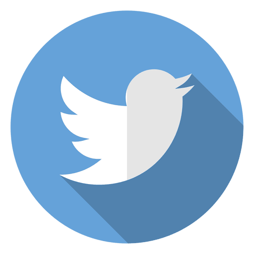 Twitter Logotipo Transparent