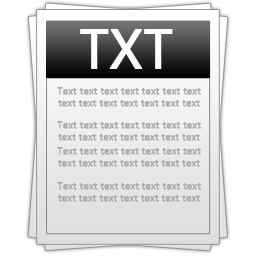Windows Txt File Icons For