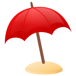 Vector Umbrella Drawing image #30051