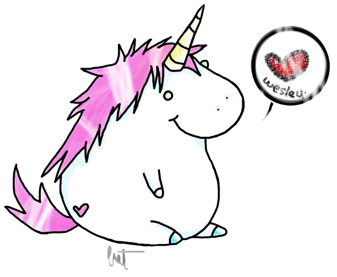 Unicorn PNG Photo