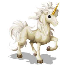 Unicorn PNG Transparent Image