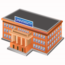 University Vector Icon image #28211