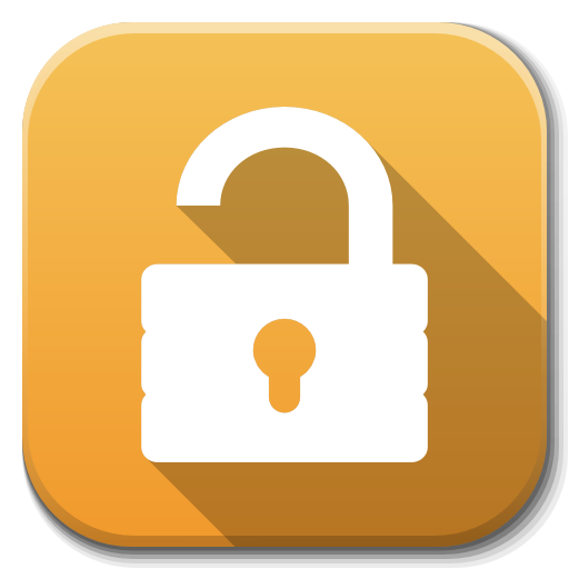 Download Unlock Icon image #29111