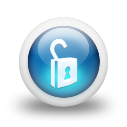 Free High-quality Unlock Icon image #29114