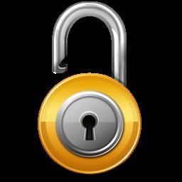 Unlocked Padlock (Lock) Icon #29103 - Free Icons and PNG ...