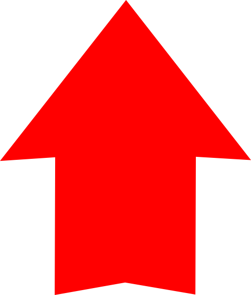 Up Arrow Png Available In Different Size image #27165