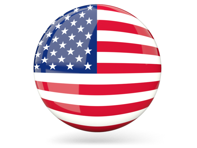 Png American Us Flag Transparent