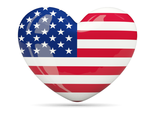 American Us Flag Svg Icon image #8319
