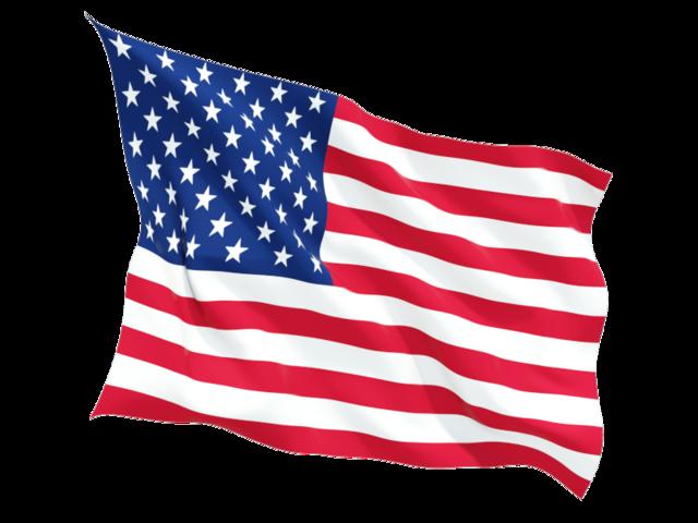 Сша анимация флаг