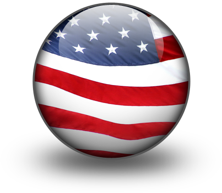Icon Svg American Us Flag image #8328