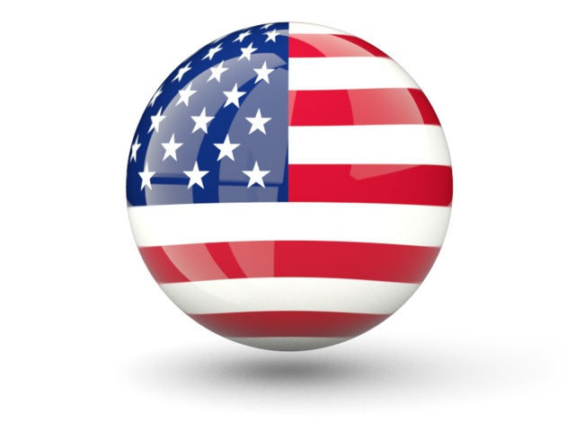 American Us Flag Icon Image Free
