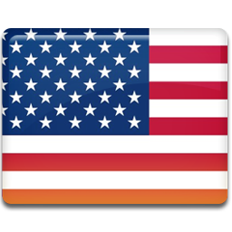 Symbol American Us Flag Icon