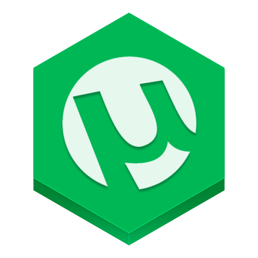 Free High quality Utorrent Icon