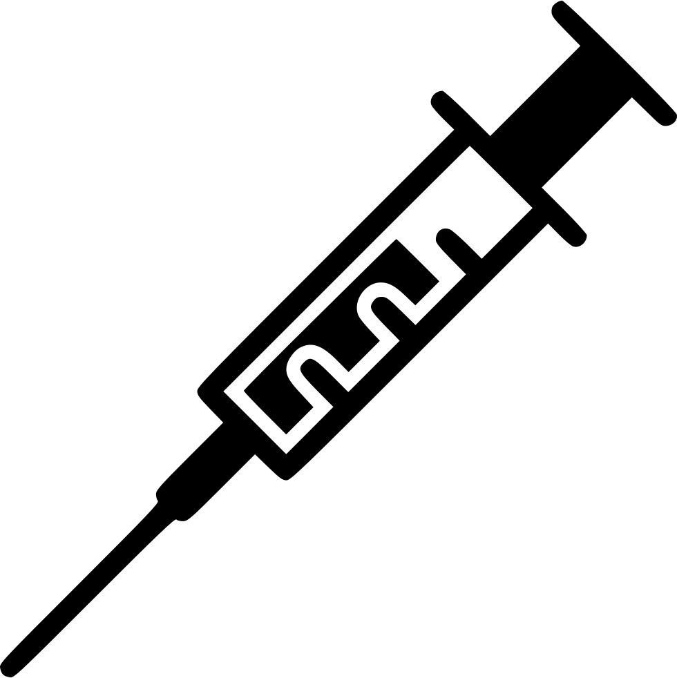 Vaccine Png icon black