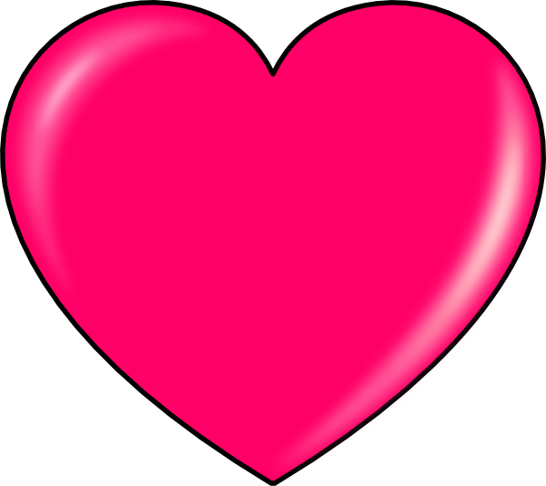 Valentine Heart Png image #44628