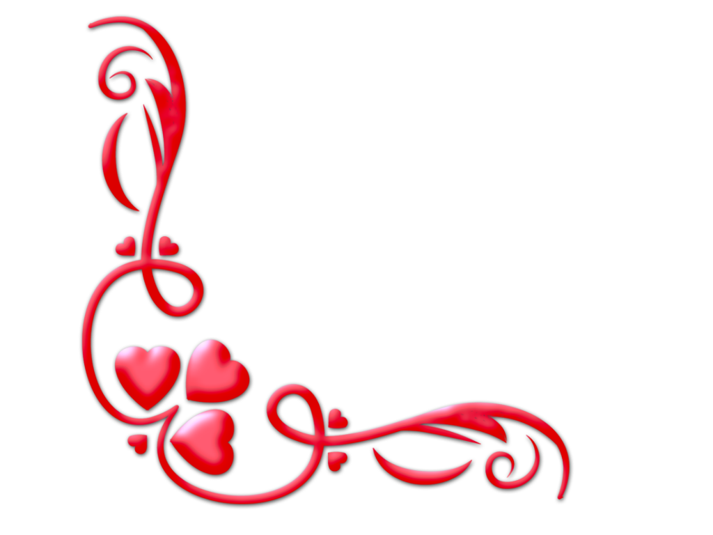Valentine Transparent Background