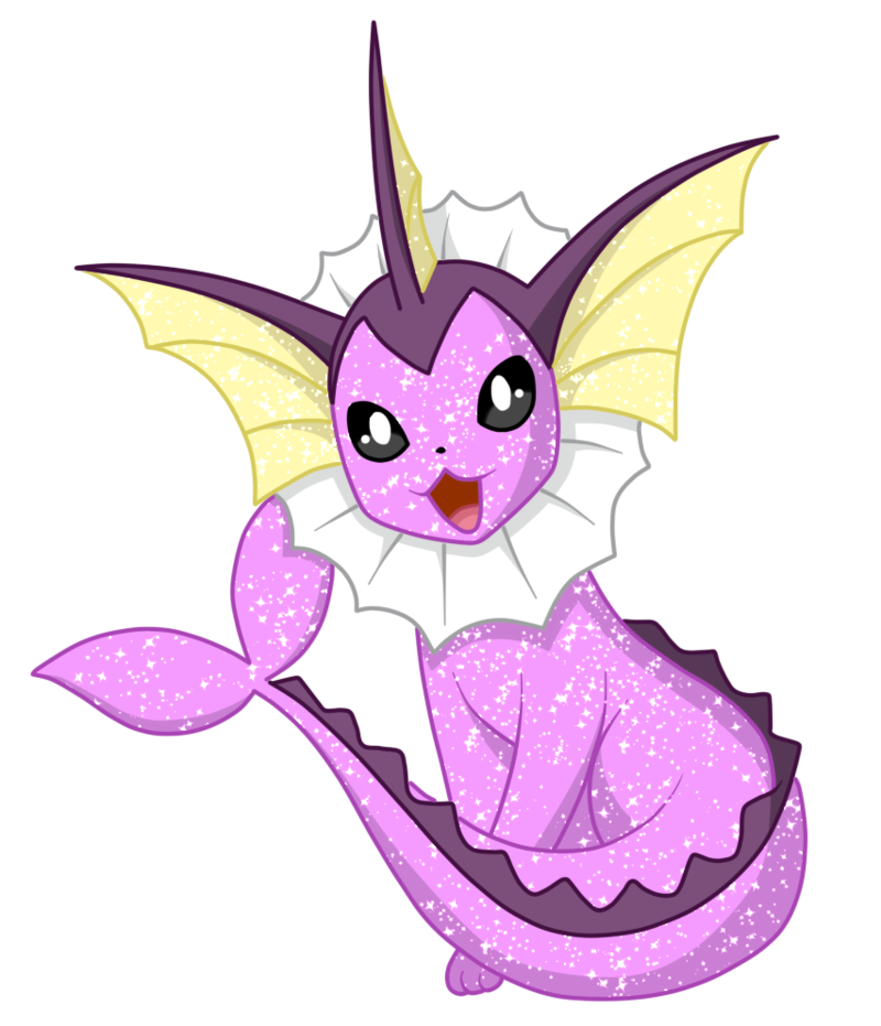 Transparent Background Vaporeon Png