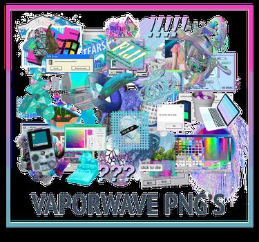 Vaporwave Png