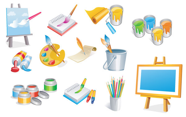 Vector Art Icons   Free Vector image #1135