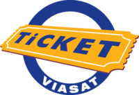 Viasat ticket clipart