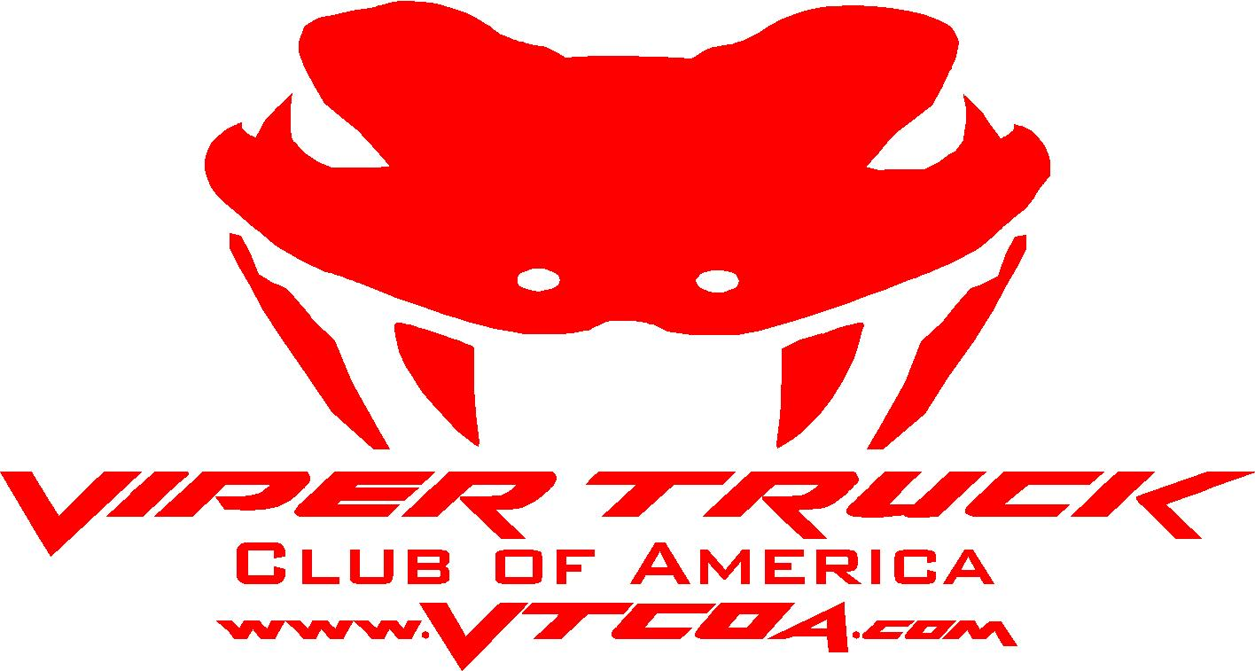 Red Viper Logo Image Truck Club Of America image #48187