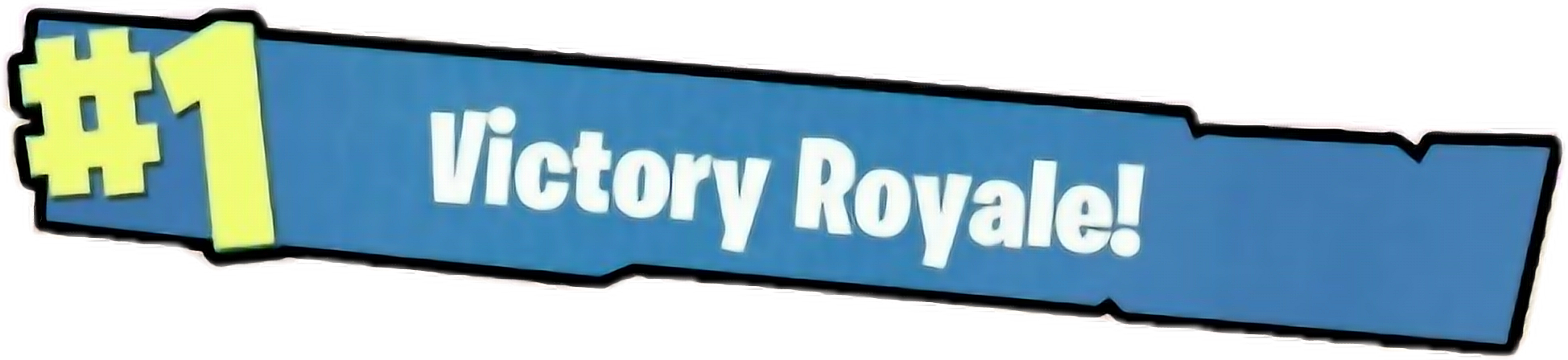 Victory Royale Signage Graphics PNG Clipart image #47387