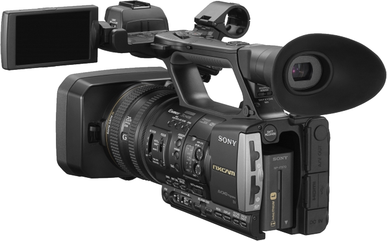 Video Camera Png image #35743
