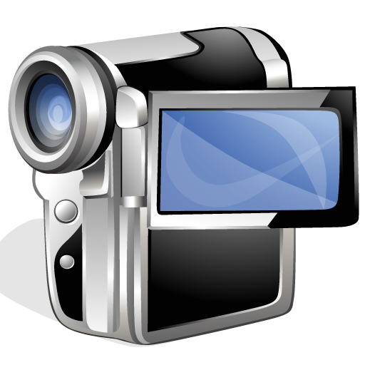Video Camera Png Clipart image #35736