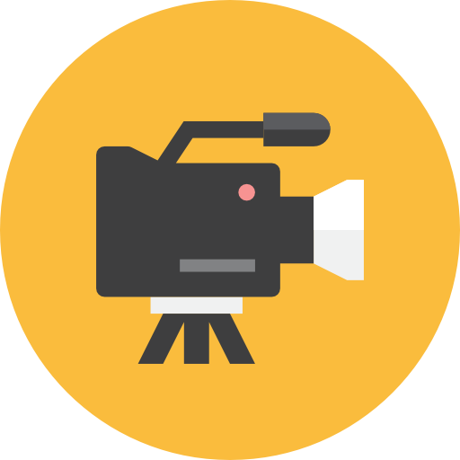 Video Camera Png Icon image #35733