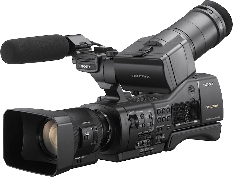 Video Camera Png Transparent image #35735