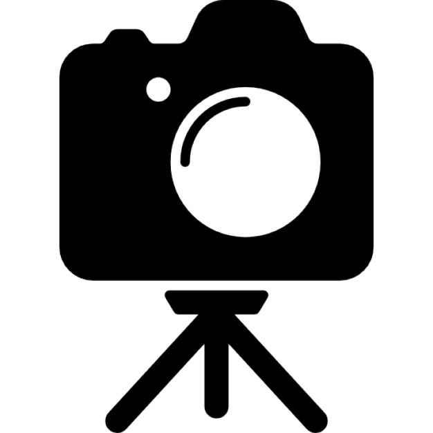 Video Camera Tripod Png Icon image #39019