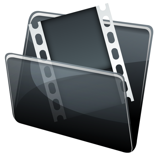 Video Folder Icon image #8045