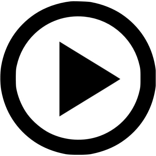 Video Play Svg Icon image #11384