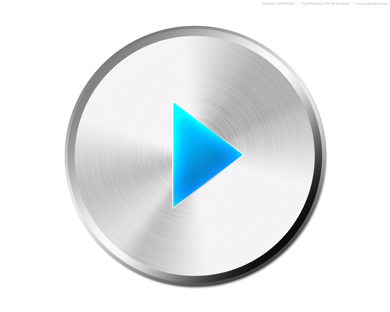 Video Play Icon Symbol