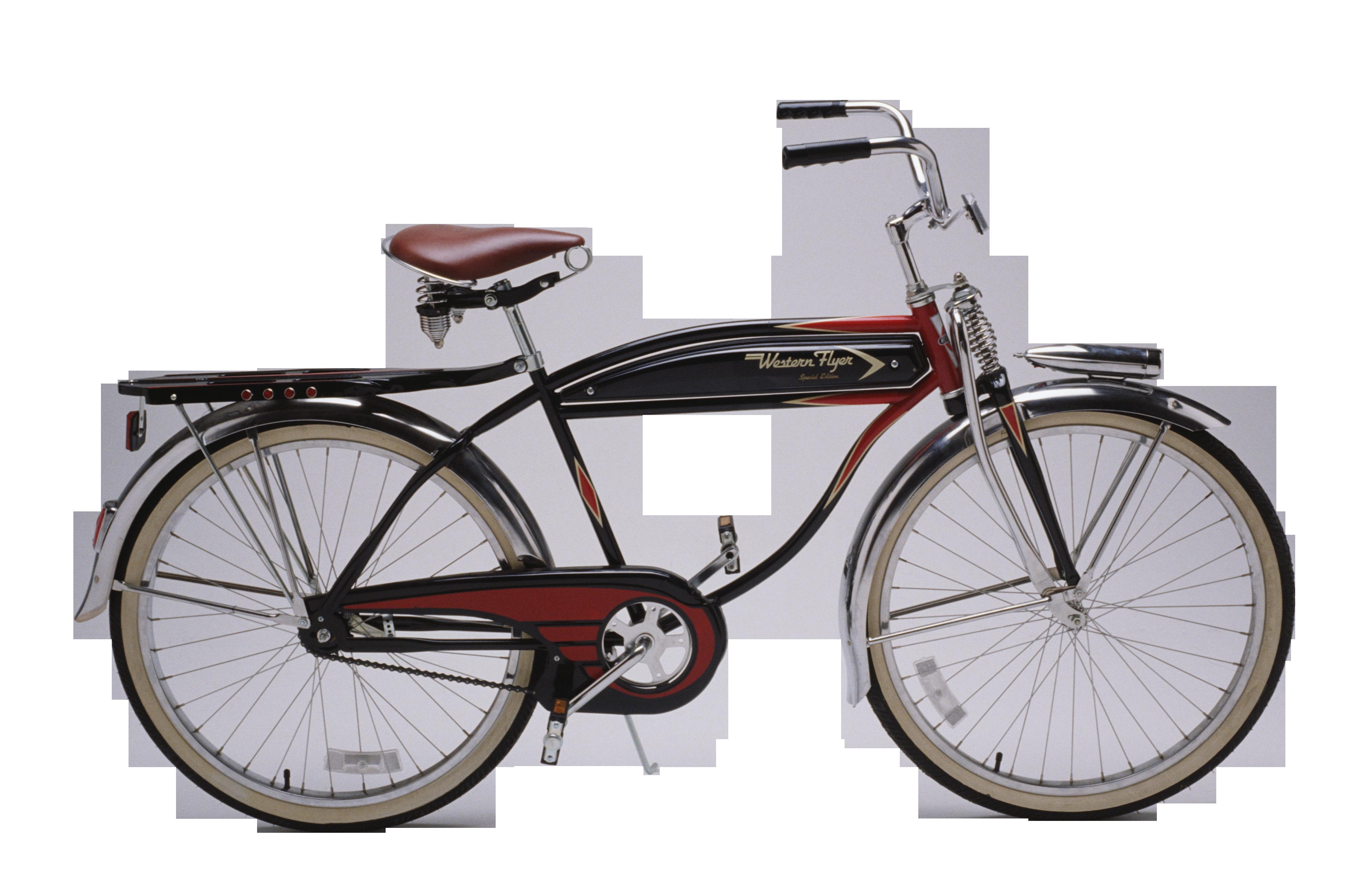 Vintage Bike png cut out
