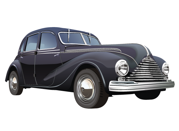Clipart Free Vintage Cars Pictures