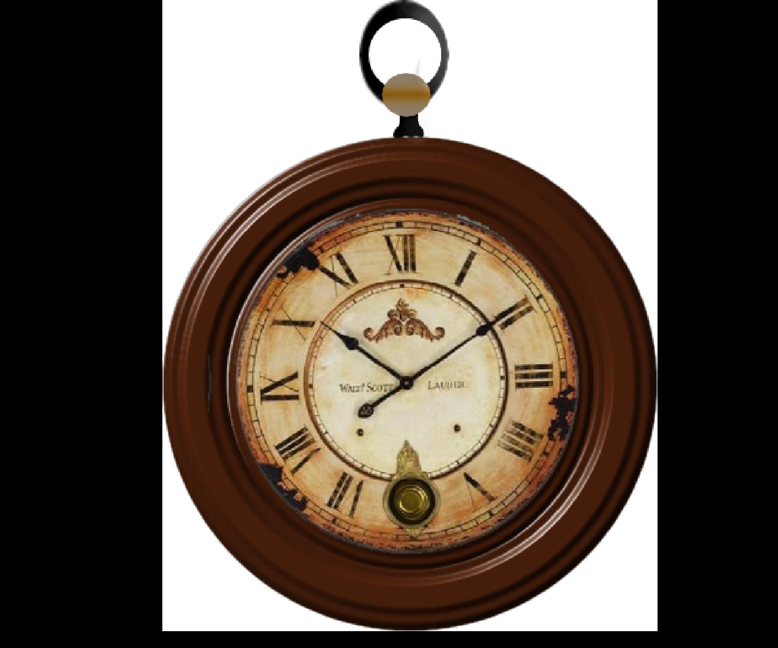 Vintage Clock Png 25778