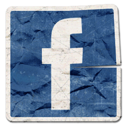 vintage facebook icon png