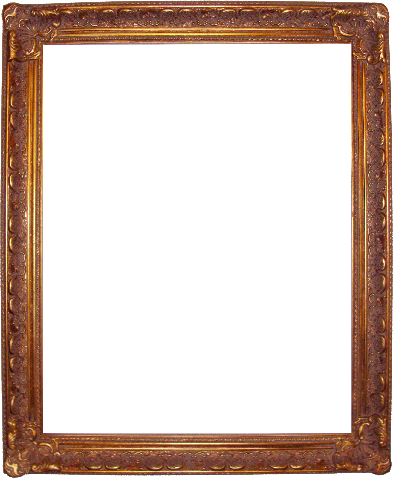 Vintage Frame Png Available In Different Size #30398 - Free Icons ...